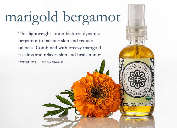 Marigold Bergamot