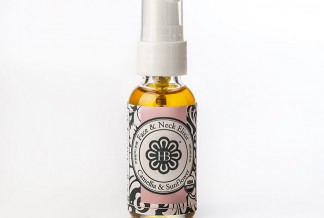 Camellia Sunflower Face & Neck Elixir Dry Oil