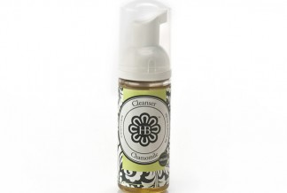 HollyBeth Organics Luxury Skincare Chamomile Foaming Cleanser