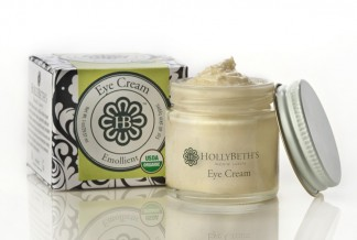HollyBeth Organics Luxury Skincare Eye Cream