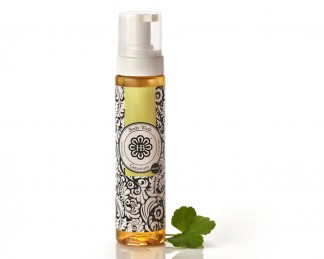 Geranium Foaming Body Wash