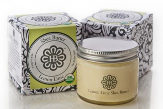 Lemon Lime Shea Butter Cream