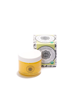 Organic Moisturizing Cream with Citrus